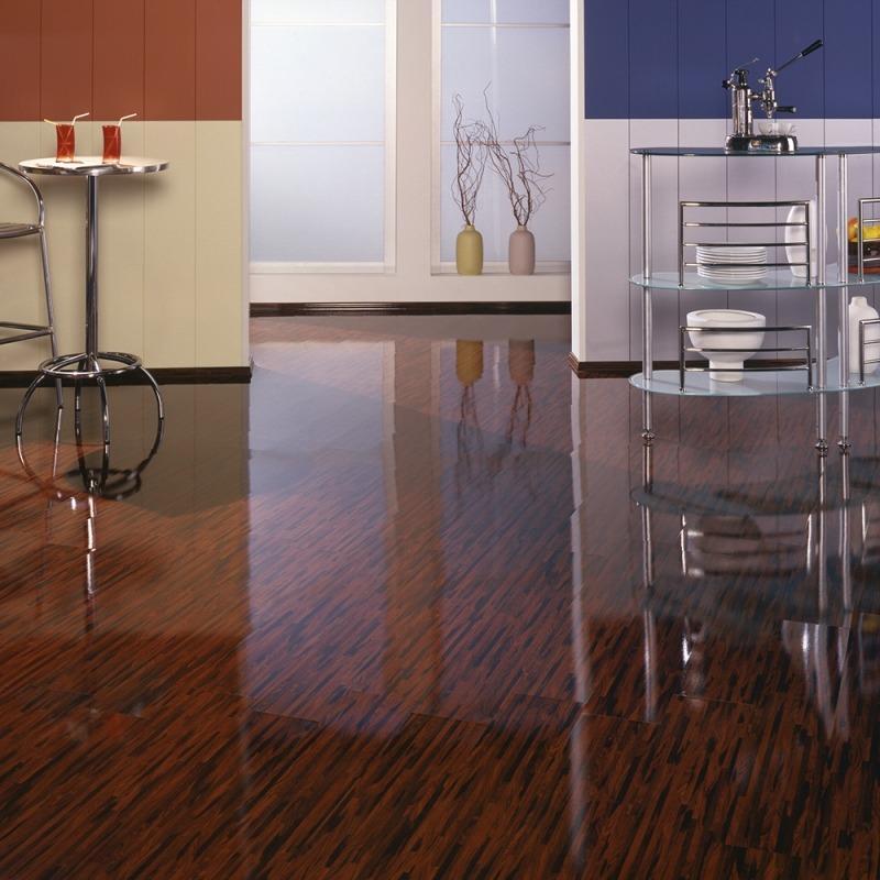 hdm rio palisander ohne fuge hochglanz laminat in in. Black Bedroom Furniture Sets. Home Design Ideas