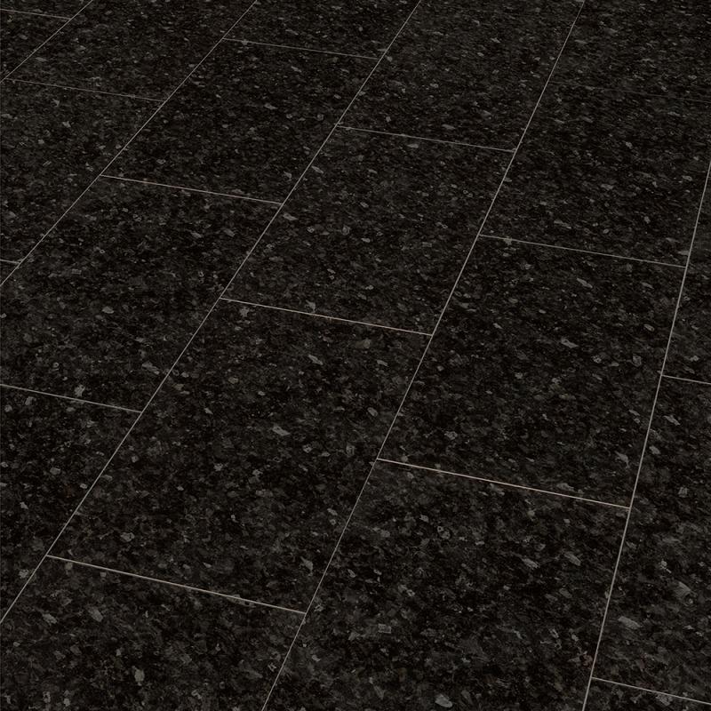 Elesgo black pearl maxi v5 fliesenoptik laminat matt for Laminat in steinoptik