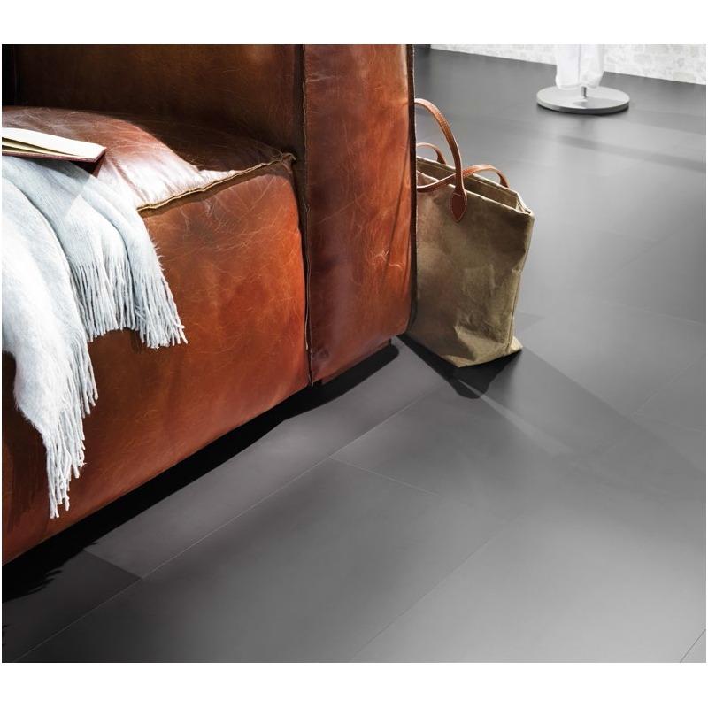 WINEO Black LA067CM - Laminat Matt - Uni-Farbe