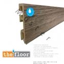 THE FLOOR Profilsockelleiste - P1003 Vail Oak