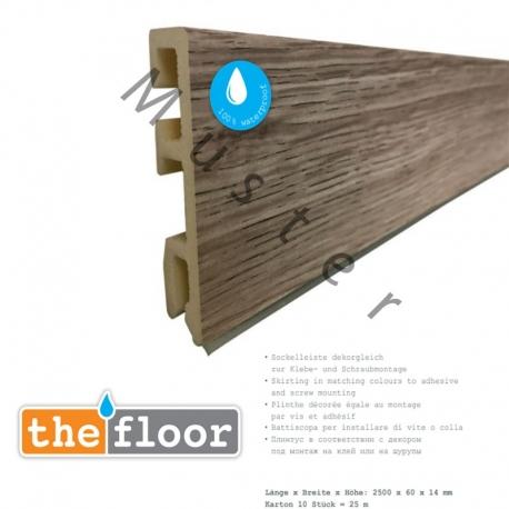 THE FLOOR Profilsockelleiste - P2002 Cala