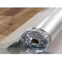 "Trittschall 2mm - EQUIPPED ""BasicFoam Plus"" (15 m²)"