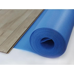 "Trittschall 2mm - EQUIPPED ""PremiumFoamBlue"" (15 m²)"