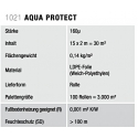 "Dampfbremse 0,16mm EQUIPPED""AquaProtect""(30m²)"