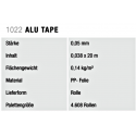 "Aludichtband 0,5mm EQUIPPED ""AluTape"""