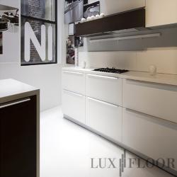 FALQUON MAX - D2935 Uni White/Weiß / Supermatt Laminat / XXL