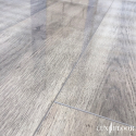 FALQUON Wood - D4187 White Oak / Hochglanz Laminat