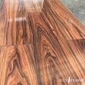 FALQUON Wood - D4188 Morris Walnut / Hochglanz Laminat