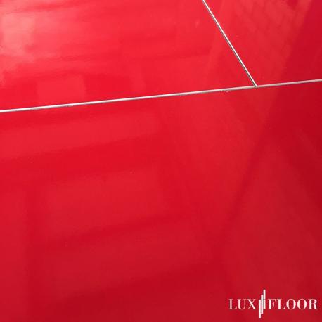 FALQUON Stone - U148 Uni Red/Rot / Hochglanz Laminat