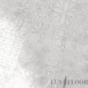 FALQUON Quadraic - Q006 Relief White/Weiß / Supermatt Laminat