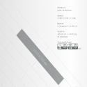 FALQUON The Floor - P1007 Ice Oak / Supermatt Designboden