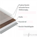 CERASTAR Designboden - Eiche Alaska - Nanocoat Oberfläche