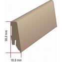 EQUIPPED - 2409 / Sockelleiste 58mm