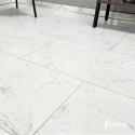 FALQUON Stone  2.0 - D2921 Carrara Marble / Hochglanz Laminat