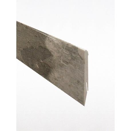 FALQUON - D4178 Monreal Slate / Profilsockelleiste 58mm / Hochglanz