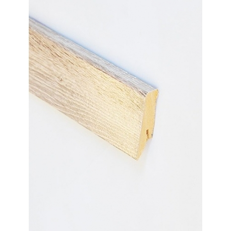 FALQUON - D4186 Sonoma Oak / Profilsockelleiste 58mm / Hochglanz