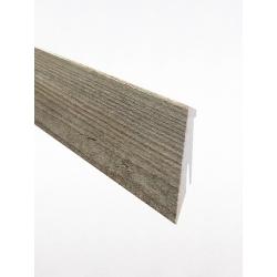 D3546 Prignitz Pine Sockelleiste Grau Titan Hochglanz