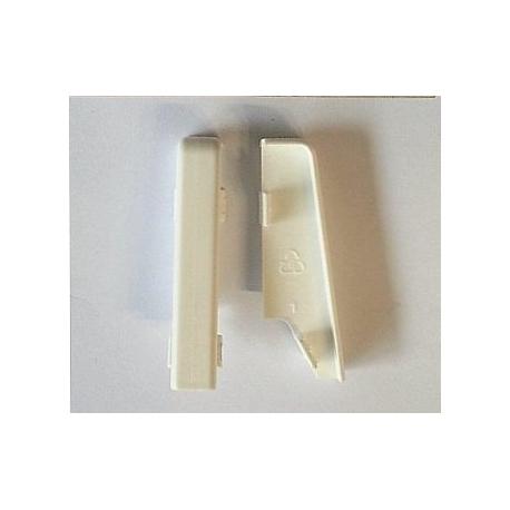 Leistenverbinder 58 Weiß